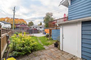 Photo 28: 5287 SOMERVILLE STREET in Vancouver: Fraser VE House for sale (Vancouver East)  : MLS®# R2513889