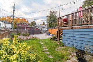 Photo 27: 5287 SOMERVILLE STREET in Vancouver: Fraser VE House for sale (Vancouver East)  : MLS®# R2513889