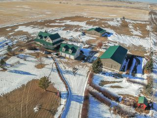 Main Photo: 272255 Rge Rd 275 in Rural Rocky View County: Rural Rocky View MD Detached for sale : MLS®# A1061309