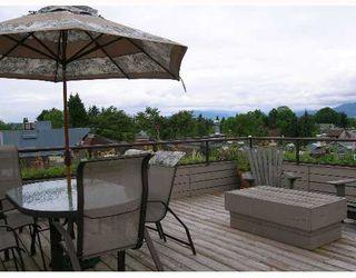 "Photo 6: 107 1811 W 16TH Avenue in Vancouver: Kitsilano Condo for sale in ""CEDAR MEWS"" (Vancouver West)  : MLS®# V650638"