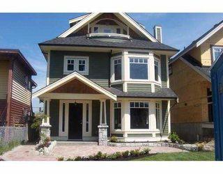 Main Photo: 1029 E 13TH Avenue in Vancouver: Mount Pleasant VE House 1/2 Duplex for sale (Vancouver East)  : MLS®# V651325