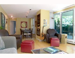 """Photo 2: 305 1008 CAMBIE Street in Vancouver: Downtown VW Condo for sale in """"WATERWORKS"""" (Vancouver West)  : MLS®# V660144"""