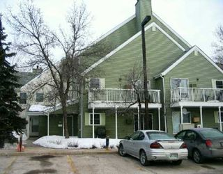 Photo 1: 10 618 KENASTON Boulevard in WINNIPEG: River Heights / Tuxedo / Linden Woods Condominium for sale (South Winnipeg)  : MLS®# 2703528