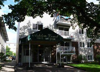 Photo 2: 105 10615 110 Street in Edmonton: Zone 08 Condo for sale : MLS®# E4168931
