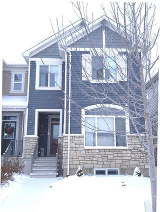Main Photo: 8063 CHAPPELLE Way in Edmonton: Zone 55 Attached Home for sale : MLS®# E4181878