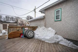 Photo 19: 711 Talbot Avenue in Winnipeg: East Kildonan Residential for sale (3B)  : MLS®# 202004540