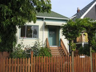 Photo 1: 1613 East 4th Avenue in Vancouver: Home for sale