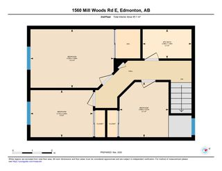 Photo 39: 1560 Mill Woods Road E in Edmonton: Zone 29 Townhouse for sale : MLS®# E4192657