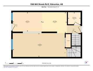 Photo 38: 1560 Mill Woods Road E in Edmonton: Zone 29 Townhouse for sale : MLS®# E4192657