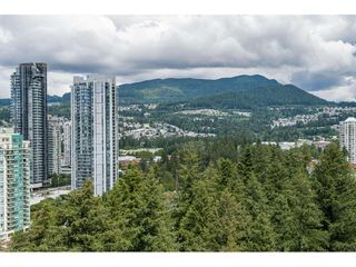 """Photo 2: 2601 3080 LINCOLN Avenue in Coquitlam: North Coquitlam Condo for sale in """"1123 WESTWOOD"""" : MLS®# R2463798"""