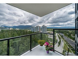 """Photo 24: 2601 3080 LINCOLN Avenue in Coquitlam: North Coquitlam Condo for sale in """"1123 WESTWOOD"""" : MLS®# R2463798"""