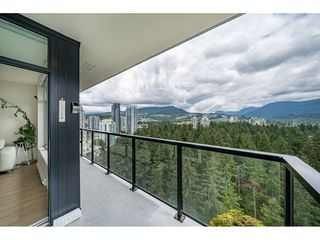 """Photo 23: 2601 3080 LINCOLN Avenue in Coquitlam: North Coquitlam Condo for sale in """"1123 WESTWOOD"""" : MLS®# R2463798"""