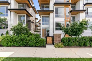 """Photo 1: 50 2825 159 Street in Surrey: Grandview Surrey Townhouse for sale in """"Greenway"""" (South Surrey White Rock)  : MLS®# R2470325"""
