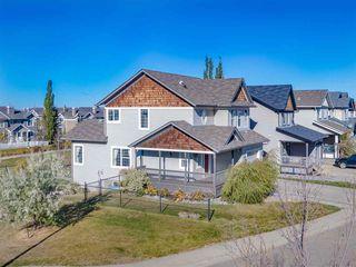 Photo 1: 3177 TRELLE Loop in Edmonton: Zone 14 House for sale : MLS®# E4217713