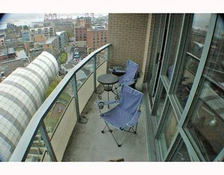 "Photo 5: 63 KEEFER Place in Vancouver: Downtown VW Condo for sale in ""EUROPA"" (Vancouver West)  : MLS®# V643259"