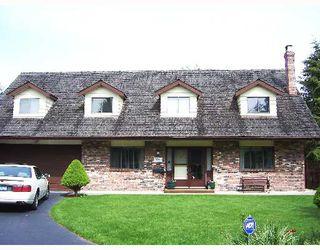 Main Photo: 1032 50TH Street in Tsawwassen: Tsawwassen Central House for sale : MLS®# V651720