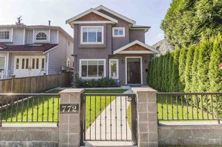 Main Photo: 772 W 68TH Avenue in Vancouver: Marpole House 1/2 Duplex for sale (Vancouver West)  : MLS®# R2401569