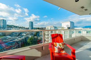 """Photo 17: 1702 69 JAMIESON Court in New Westminster: Fraserview NW Condo for sale in """"PALACE QUAY"""" : MLS®# R2436874"""