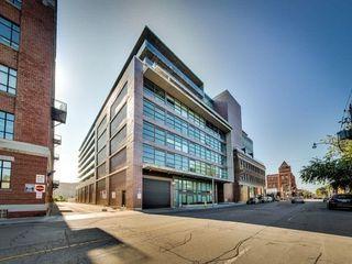 Main Photo: 308 90 Broadview Avenue in Toronto: South Riverdale Condo for sale (Toronto E01)  : MLS®# E4766840