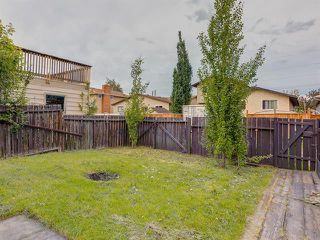 Photo 33: 232 MAUNSELL Close NE in Calgary: Mayland Heights Semi Detached for sale : MLS®# C4302894