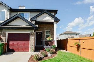 Photo 2: 41 NEVIS Close: St. Albert House Half Duplex for sale : MLS®# E4206427