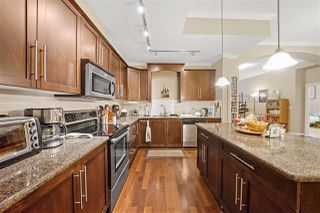 "Photo 3: 107 2628 MAPLE Street in Port Coquitlam: Central Pt Coquitlam Condo for sale in ""Villagio II"" : MLS®# R2480799"