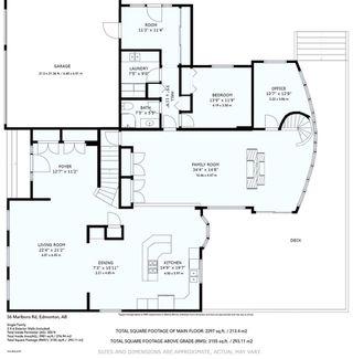 Photo 50: 56 MARLBORO Road in Edmonton: Zone 16 House for sale : MLS®# E4210333