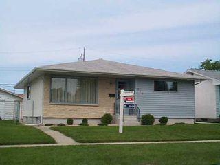 Photo 1: 616 STEWART Street in Winnipeg: Westwood / Crestview Single Family Detached for sale (West Winnipeg)  : MLS®# 2508856