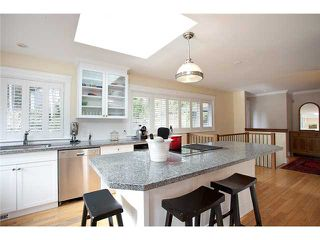 Photo 4: 6230 ST GEORGES AV in West Vancouver: Gleneagles House for sale : MLS®# V872241