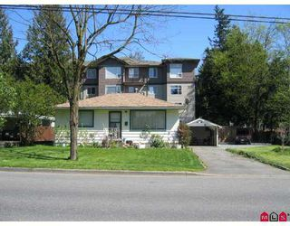 "Photo 1: 2574 PARKVIEW Street in Abbotsford: Abbotsford West House for sale in ""Parkview & S. Fraser Way"" : MLS®# F2716816"