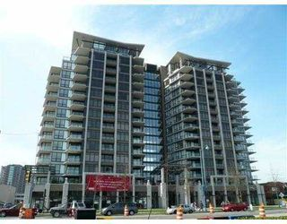 """Photo 1: 1002 5811 NO 3 Road in Richmond: Brighouse Condo for sale in """"AQUA"""" : MLS®# V708597"""