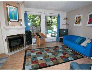 "Photo 3: 106 2978 BURLINGTON DR in Coquitlam: North Coquitlam Condo for sale in ""THE BURLINGTON"" : MLS®# V549191"