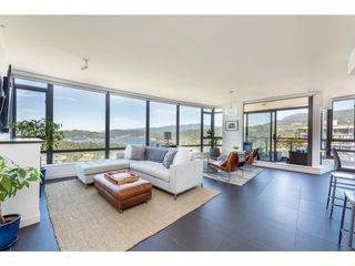 "Photo 5: 2505 400 CAPILANO Road in Port Moody: Port Moody Centre Condo for sale in ""ARIA II"" : MLS®# R2391382"
