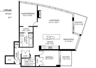 "Photo 20: 2505 400 CAPILANO Road in Port Moody: Port Moody Centre Condo for sale in ""ARIA II"" : MLS®# R2391382"
