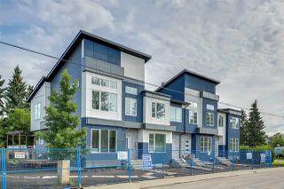 Photo 1: 15202 108 Avenue in Edmonton: Zone 21 Townhouse for sale : MLS®# E4167715