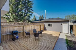 Photo 38: 4029 79 Street NW in Calgary: Bowness Semi Detached for sale : MLS®# C4300255