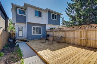 Photo 40: 4029 79 Street NW in Calgary: Bowness Semi Detached for sale : MLS®# C4300255