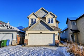 Photo 1: 16034 EVERSTONE Road SW in Calgary: Evergreen Detached for sale : MLS®# A1054411