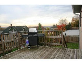 Photo 10: 608 14TH ST in New Westminster: House for sale : MLS®# V857486