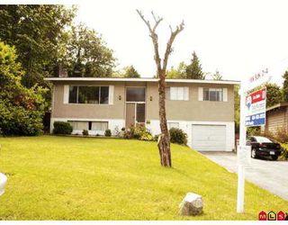 """Photo 1: 11259 GLEN AVON Drive in Surrey: Bolivar Heights House for sale in """"BIRDLAND/ELLENDALE"""" (North Surrey)  : MLS®# F2716067"""