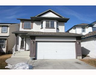 Photo 1: 67 TUSCANY HILLS Circle NW in CALGARY: Tuscany Residential Detached Single Family for sale (Calgary)  : MLS®# C3310650