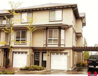 Photo 1: 25 8778 159TH Street in Surrey: Fleetwood Tynehead Townhouse for sale : MLS®# F2810342