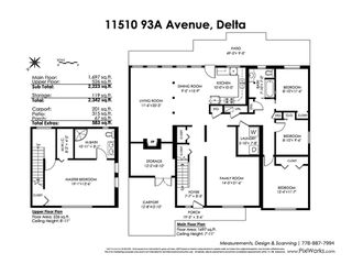 Photo 20: 11510 93A Avenue in Delta: Annieville House for sale (N. Delta)  : MLS®# R2404297