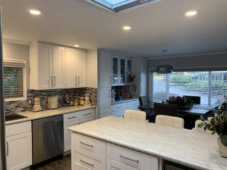 """Photo 6: 7 2315 198 Street in Langley: Brookswood Langley Manufactured Home for sale in """"Dear Creek Estates"""" : MLS®# R2414714"""