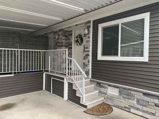 """Photo 3: 7 2315 198 Street in Langley: Brookswood Langley Manufactured Home for sale in """"Dear Creek Estates"""" : MLS®# R2414714"""