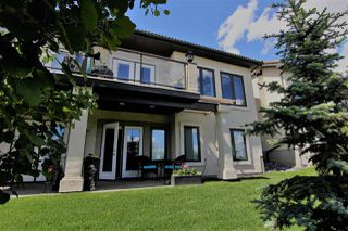 Photo 1: 8 1030 Connelly Way in Edmonton: Zone 55 House Half Duplex for sale : MLS®# E4190526