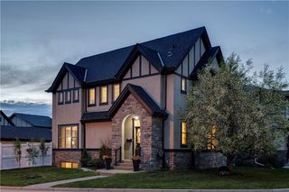 Main Photo: 85 MIKE RALPH Way SW in Calgary: Garrison Green Detached for sale : MLS®# C4296393