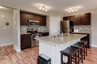 Photo 3: 17309 8A Avenue in Edmonton: Zone 56 House Half Duplex for sale : MLS®# E4207504