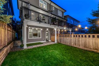Photo 21: 3 3432 GISLASON Avenue in Coquitlam: Burke Mountain House 1/2 Duplex for sale : MLS®# R2480584