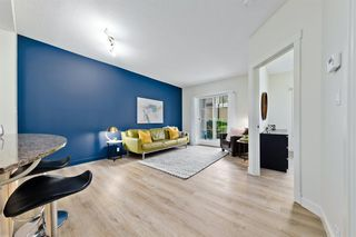 Photo 10: 1404 5605 HENWOOD Street SW in Calgary: Garrison Green Apartment for sale : MLS®# A1019353